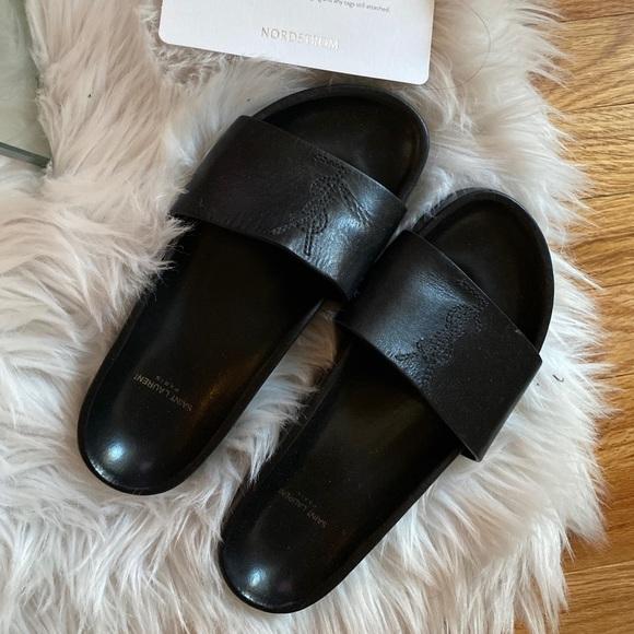 Yves Saint Laurent Shoes   Saint